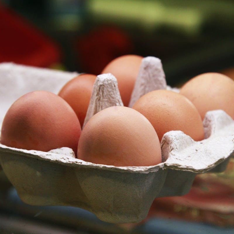 Classification des œufs: que signifient les numéros 0, 1, 2 et 3?