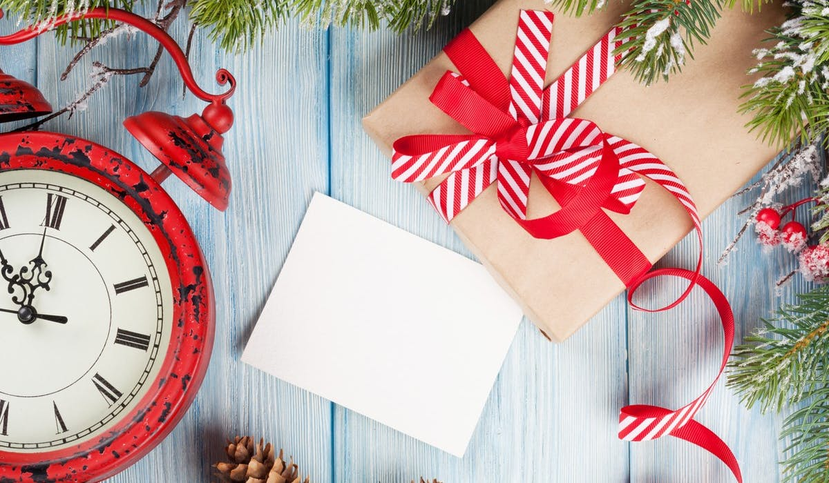 Noël : quelle est la date limite pour envoyer des cadeaux par La