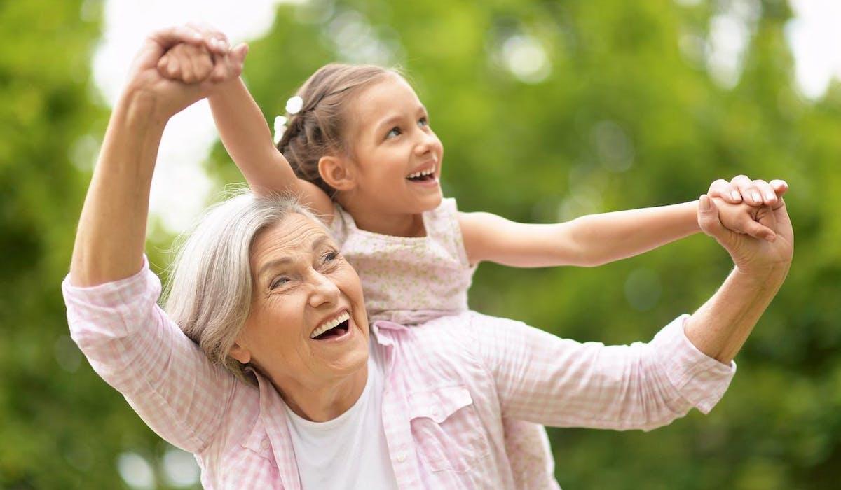 Le juge peut vous accorder un droit de visite adapté à votre petit-enfant.