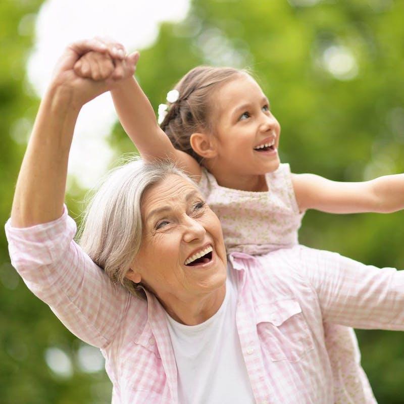 Séparation: les grands-parents disposent-ils d'un droit de visite auprès de l'enfantdu couple ?