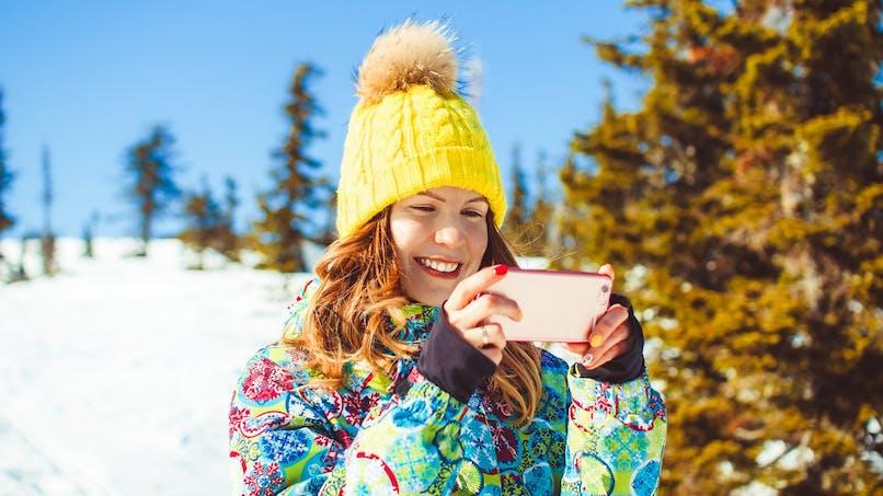 Ski : ce que les applis pour smartphone peuvent faire pour vous
