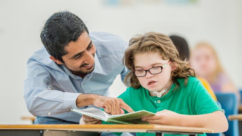 Handicap à l'école : une campagne pour sensibiliser les enseignants