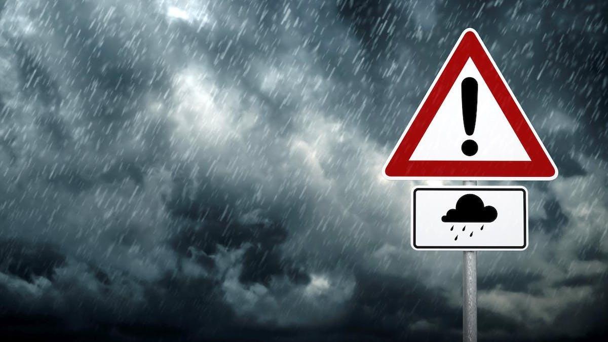 Le haut niveau des fleuves et rivières, dû aux récentes fortes intempéries, peut provoquer des inondations dans certaines communes.