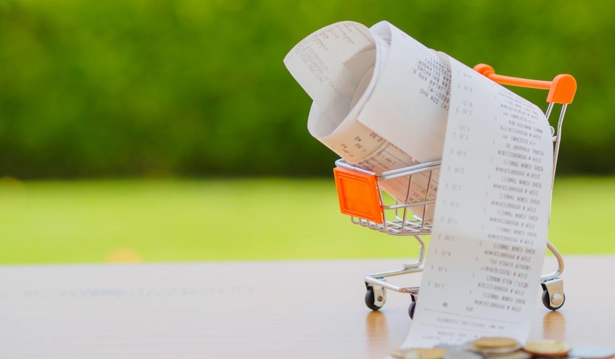 Le panier de produits de consommation courante s'élève à 136,07 euros en 2017.