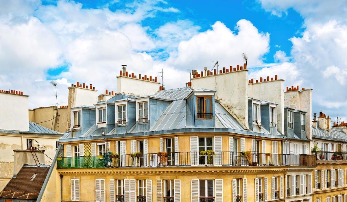 Paris est la ville française aux loyers les plus élevés.