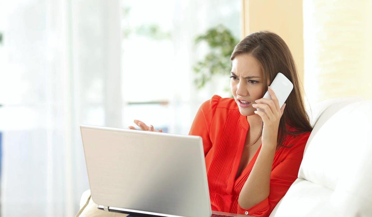 Si vous laissez passer la date limite de paiement du rappel de cotisations, vous recevez une relance amiable de l'Urssaf-RSI.