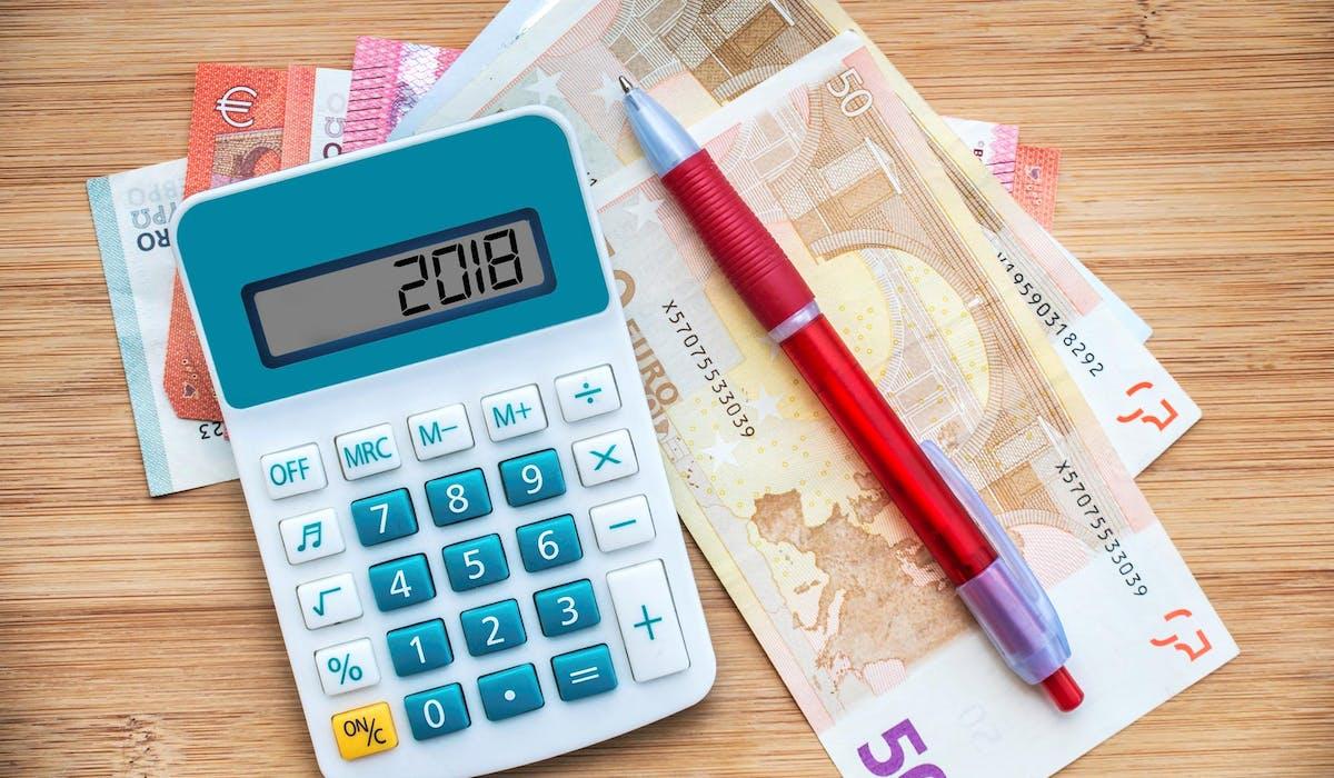 Le barème de l'impôt sur les revenus de 2017 (à déclarer en 2018) est revalorisé de 1 % par rapport au précédent.