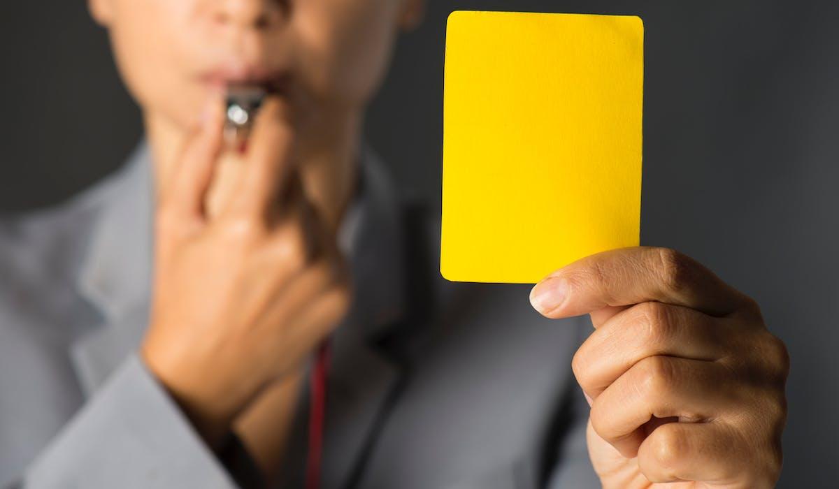 Les chômeurs qui ne respectent pas leurs obligations peuvent être radiés.