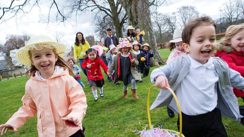Pâques : des chasses aux œufs solidaires dans toute la France