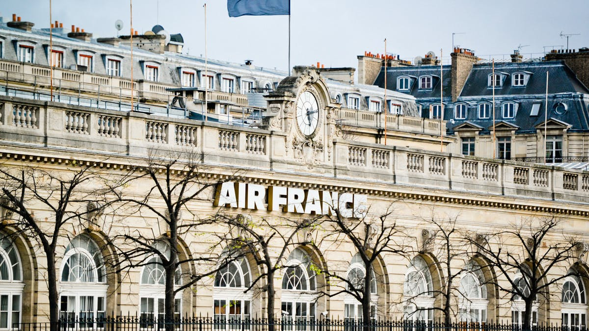 Les 3 et 7 avril prochains, une partie du personnel d'Air France sera en grève.