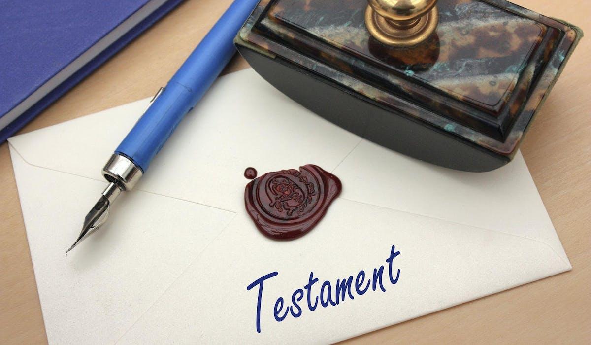 Un légataire est dit «universel» s'il se voit accorder par testament la totalité du patrimoine du défunt.