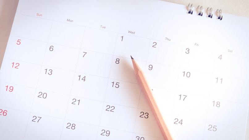 Dates d'actualisation et de paiement Pôle emploi 2019