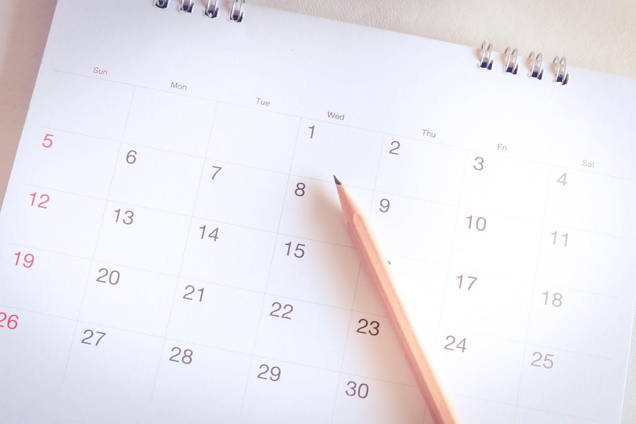 Calendrier Pole Emploi Actualisation 2020.Calendrier 2019 Des Actualisations A Pole Emploi Dossier