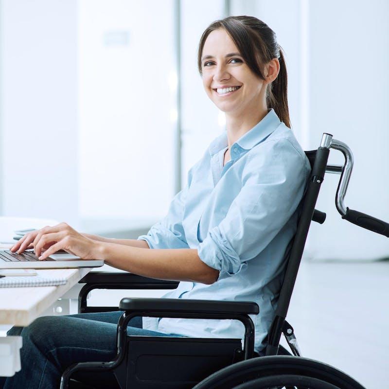 L'accès à l'emploi des personnes handicapées