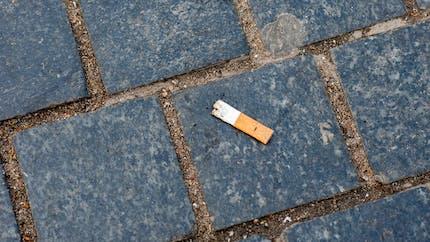 Bientôt une taxe mégot pour les fumeurs ?