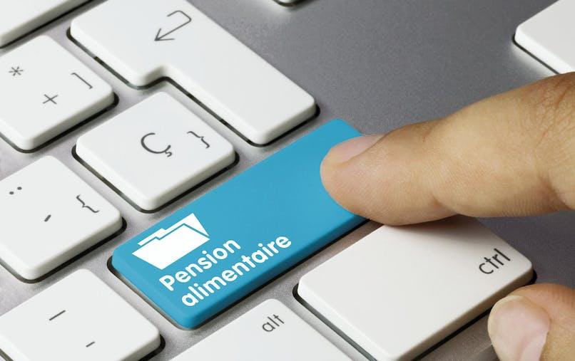 La détermination du montant initial de la pension relèvera toujours du juge aux affaires familiales (JAF).