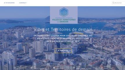 Villes et territoires de demain : le gouvernement attend votre contribution