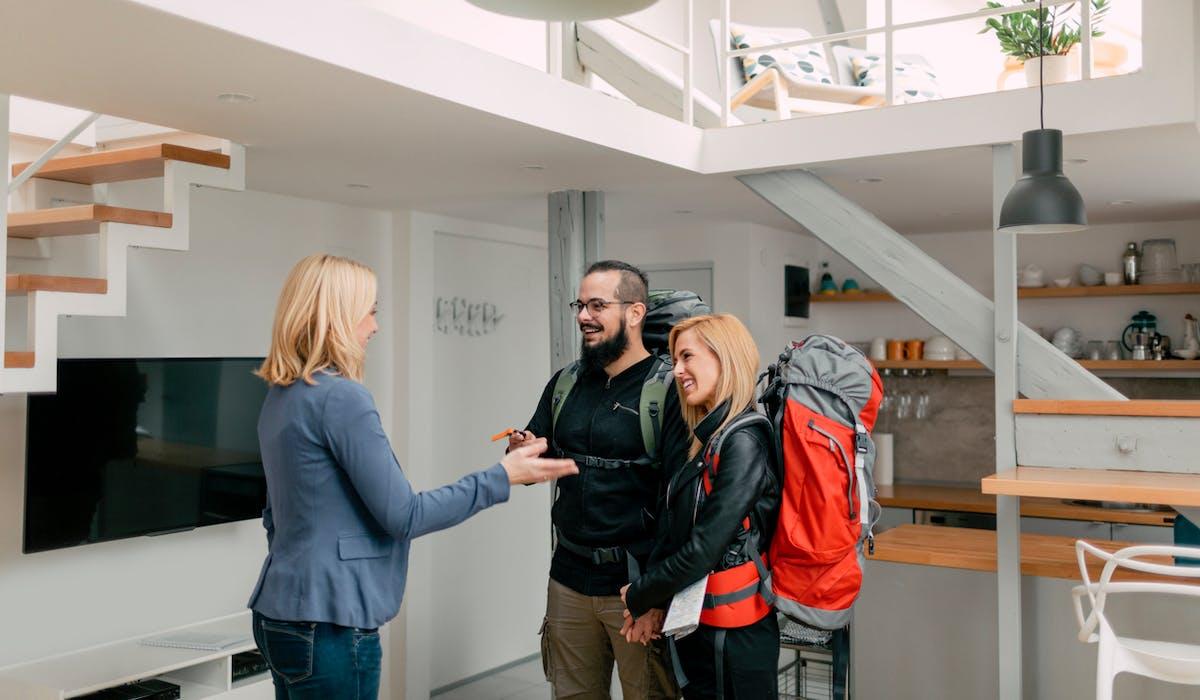Les expériences problématiques concerneraient entre 3 % et 7 % du total des séjours en 2016, selon Airbnb.
