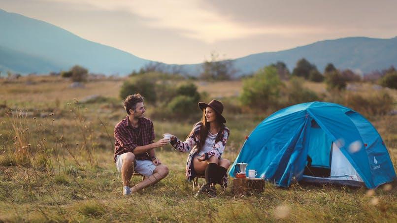Camping sauvage : que dit la loi ?