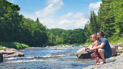 Pêche en eau douce : les règles à respecter
