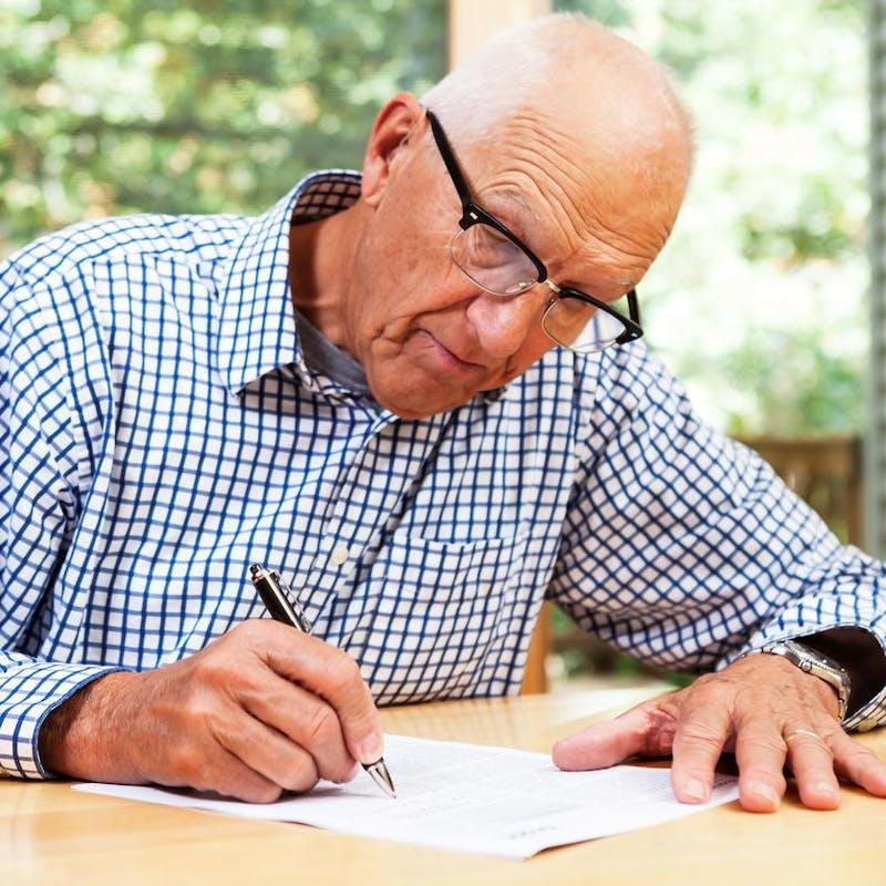 Comment rédiger son testament ?