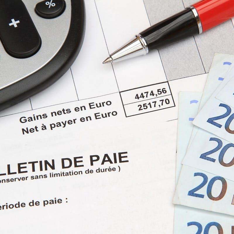 Prélèvement à la source: une nouvelle ligne dans votre fiche de paye