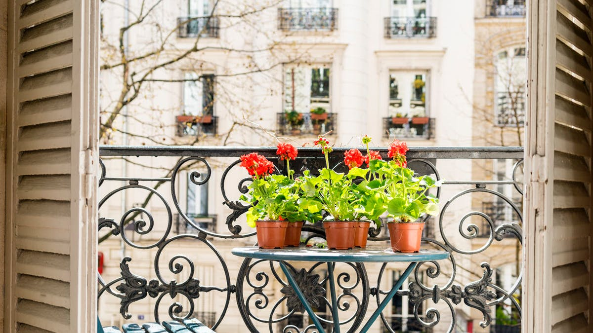 Fleurir son balcon est autorisé à condition de ne pas gêner ses voisins.