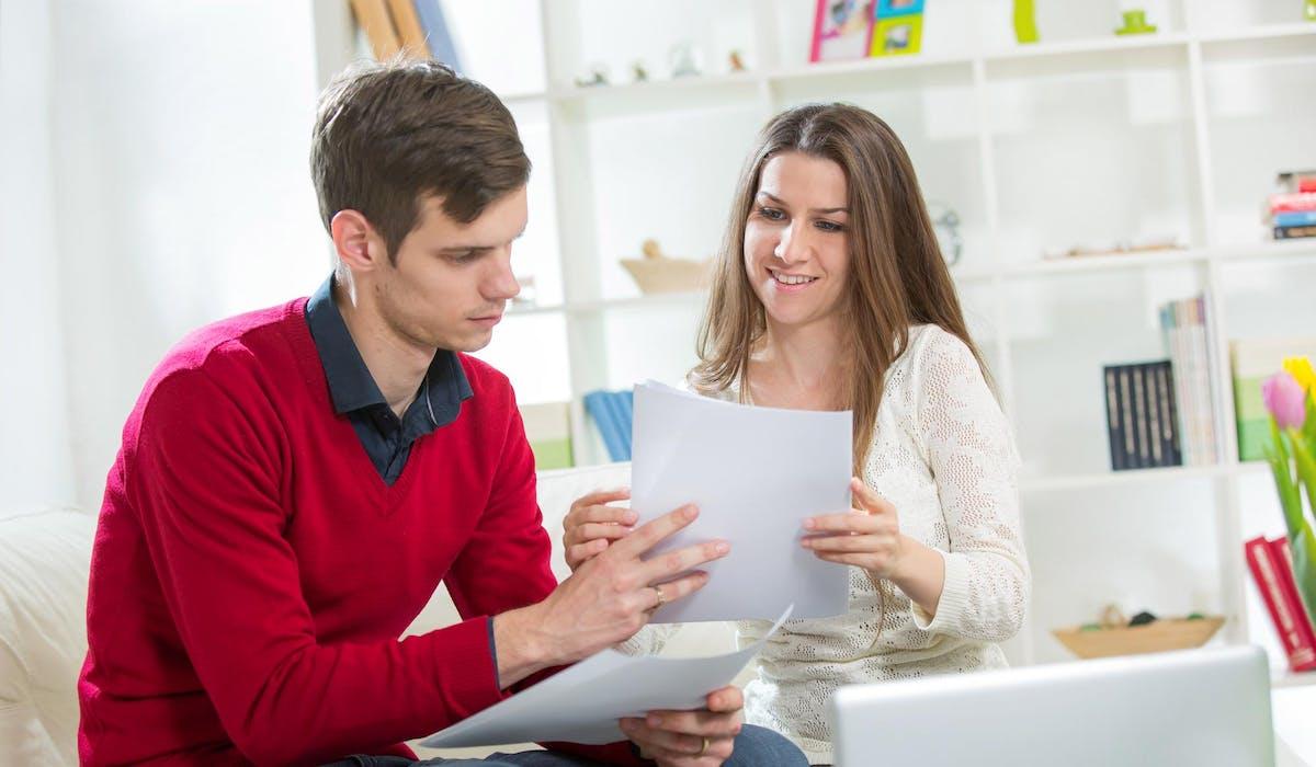 Si vous êtes né avant 1992, vous devez souscrire votre propre déclaration de revenus.