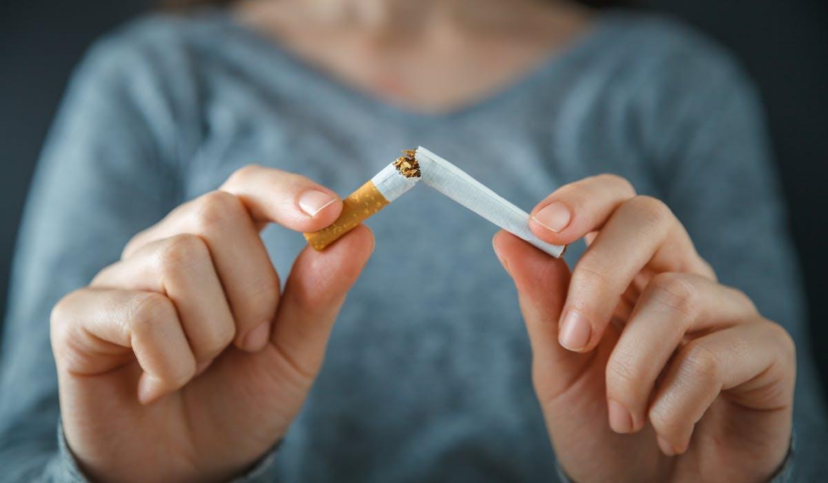 Deux traitements de substitution au tabac sont remboursés en permanence à 65 % par la Sécurité sociale.