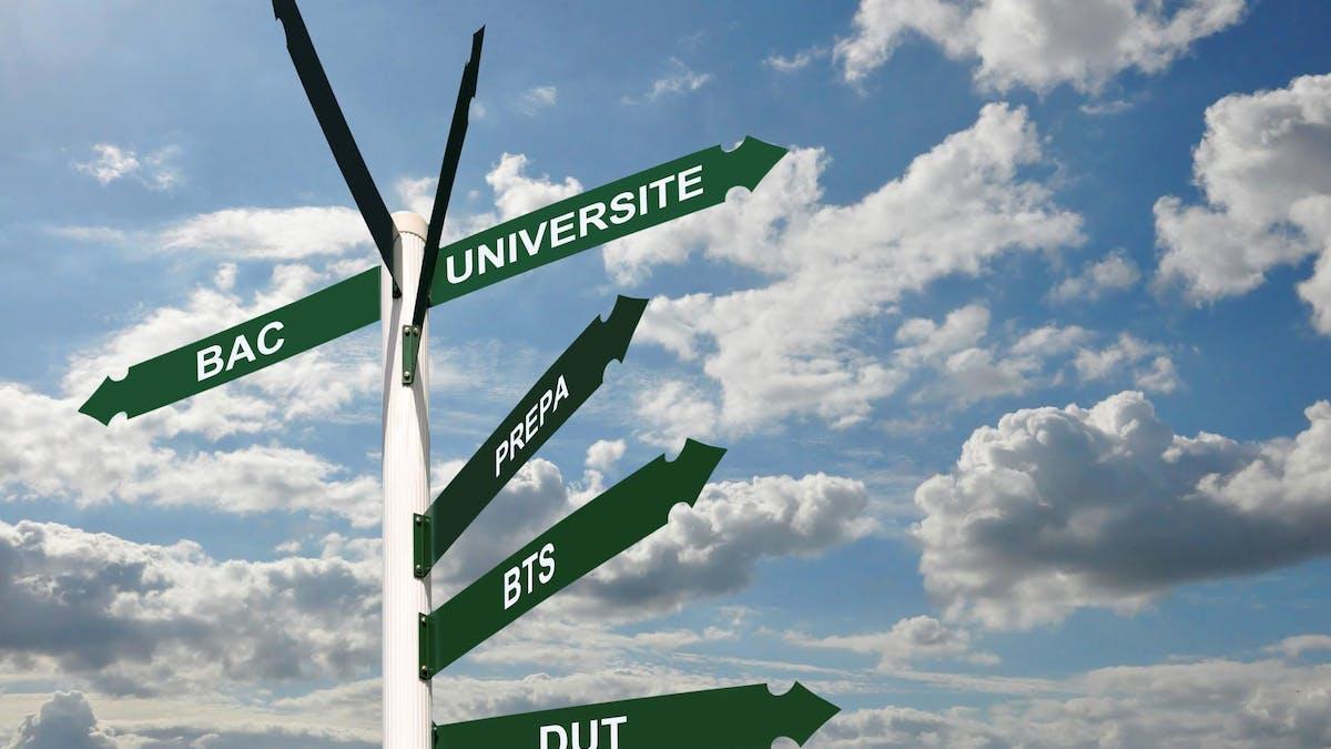 Le portail Parcoursup a pris la suite de la plateforme Admission post-bac (APB).