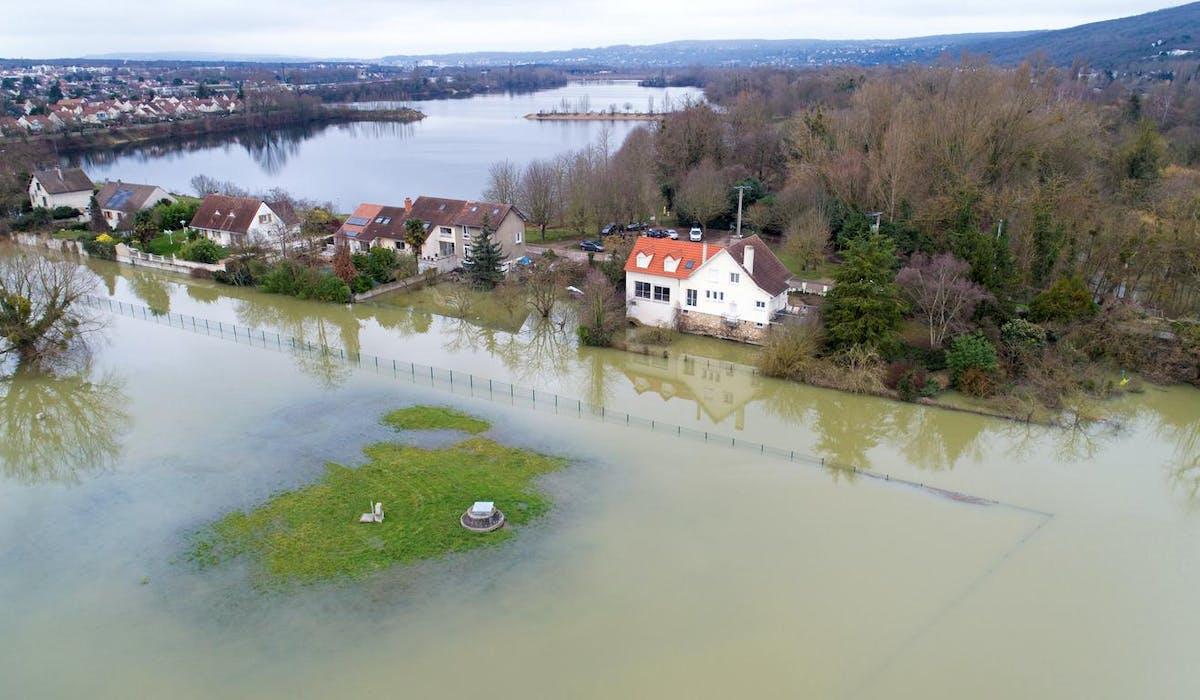 Les épisodes pluvio-orageux sont la cause de nombreuses inondations.