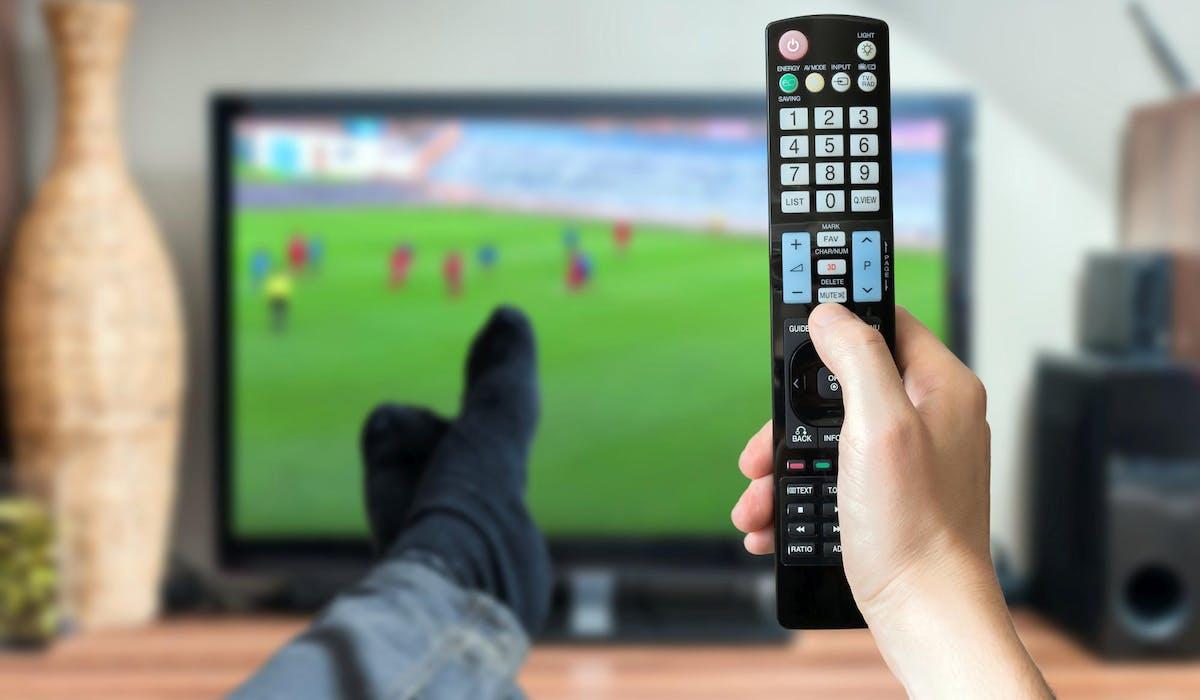 Le prix moyen d'une télévision achetée en France s'élevait à 444 € en 2017, selon le cabinet d'études de marché GfK.