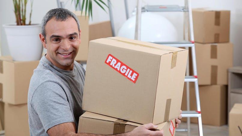 Déménagement: les recours en ligne en cas de problème