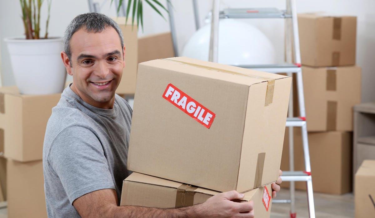La casse est un sujet de litige très fréquent lors d'un déménagement.