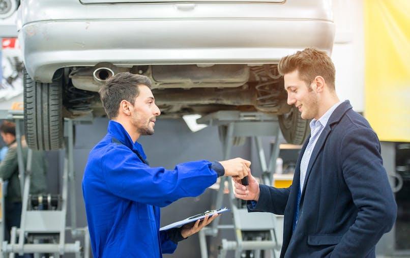 Les tarifs pratiqués par les garagistes varient fortement entre les régions et même les départements.