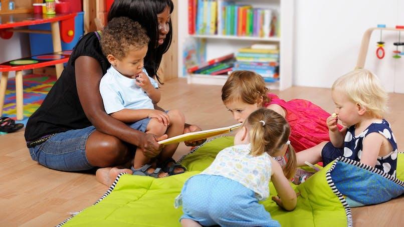Garde d'enfant : 30 000 nouvelles places en crèche d'ici à 2022