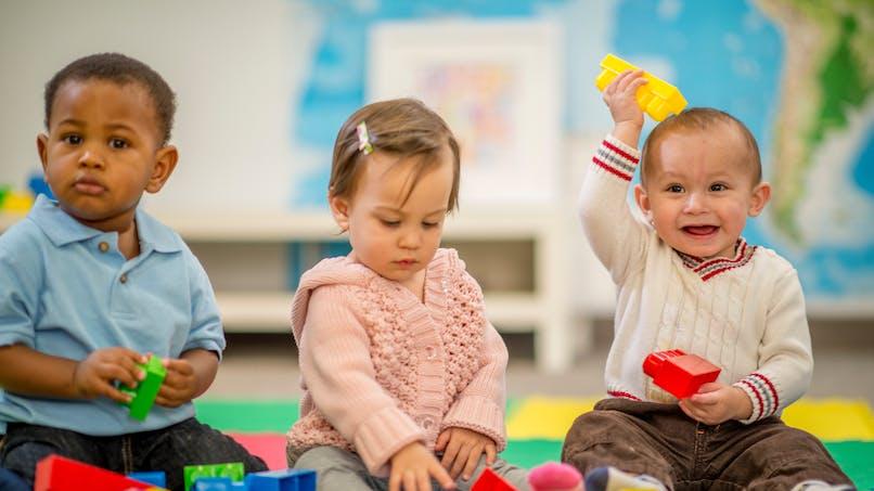 Crèche : un bonus de 3 100 € par enfant issu de familles en situation de précarité accueilli