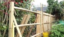 Une clôture mitoyenne dans les règles