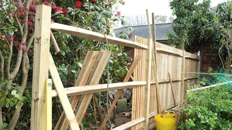 Une clôture dans les règles