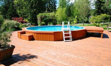 Location : peut-on installer une piscine dans le jardin ?