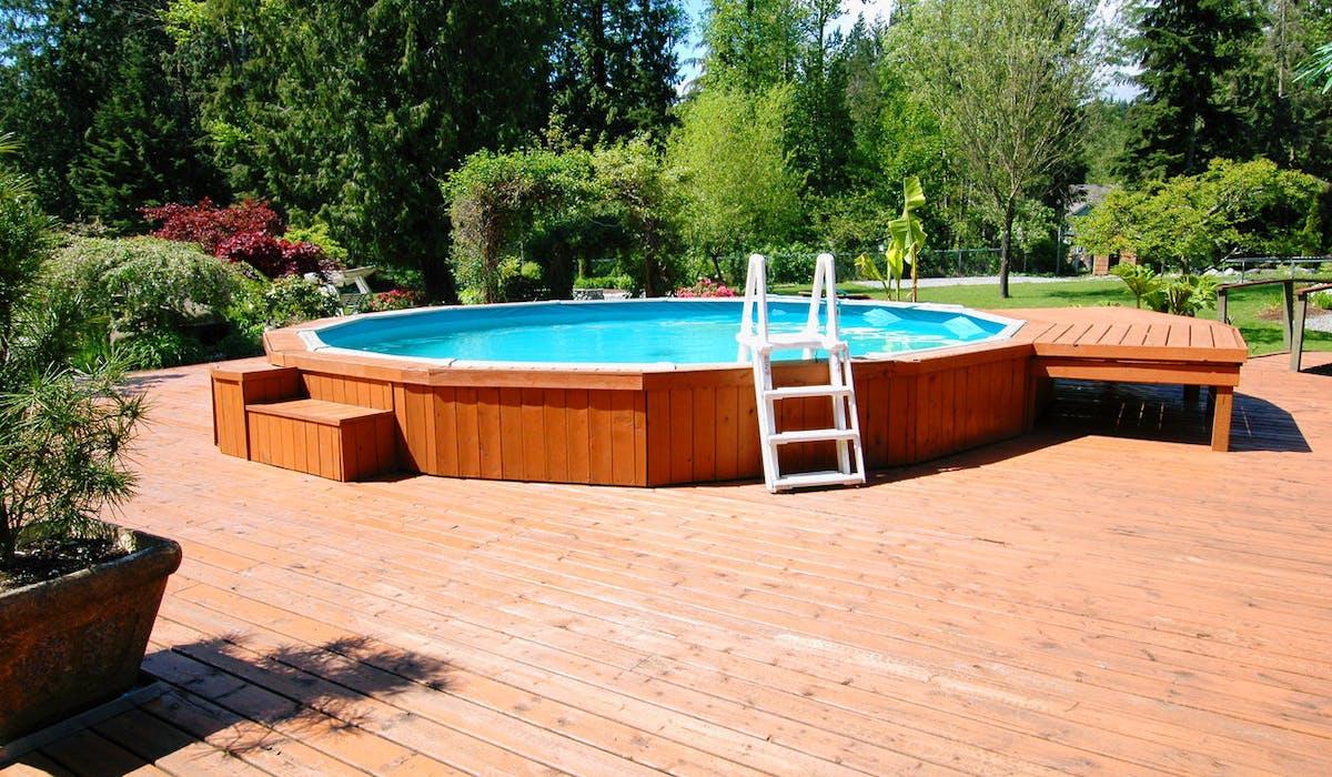 Comment Monter Une Piscine Hors Sol location : peut-on installer une piscine dans le jardin