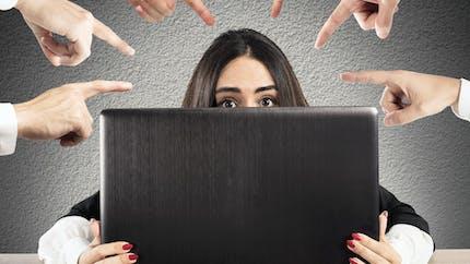 Harcèlement moral ou sexuel: les «raids» en ligne peuvent être condamnés