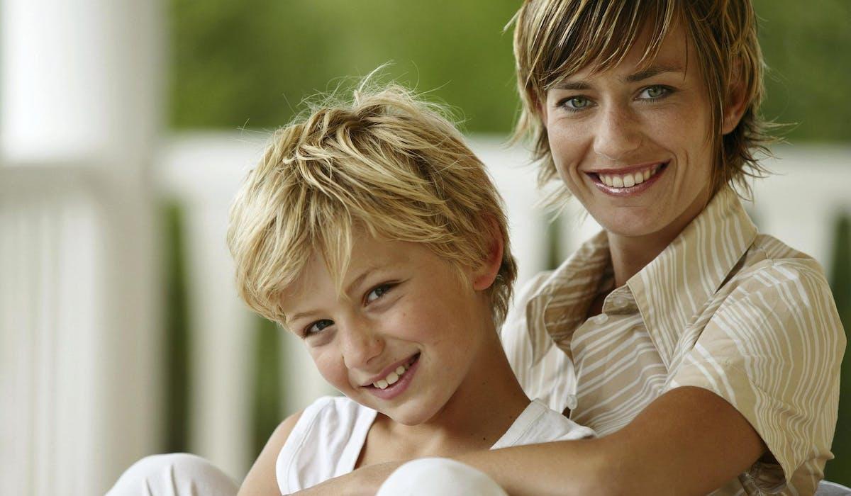 Selon le ministère de la Justice, 80 % des parents séparés sont d'accord sur la garde des enfants (novembre 2013).