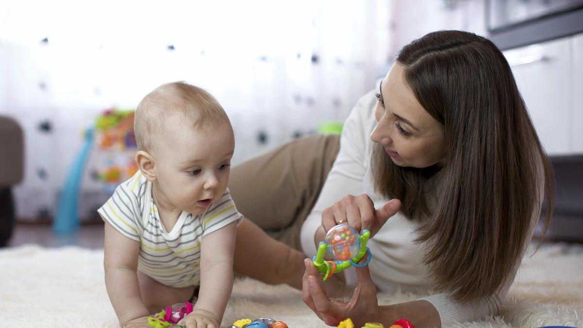 Les tarifs des assistantes maternelles ont progressé de 2,58 % par rapport à l'année dernière.
