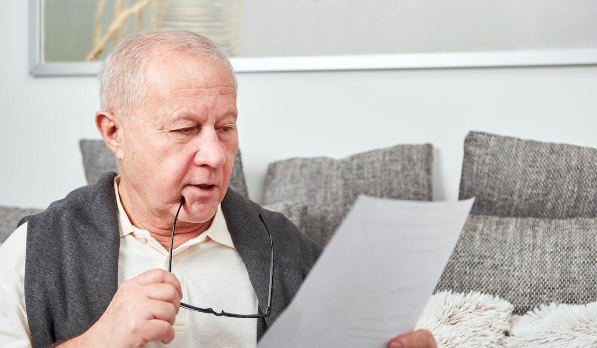 Les retraites de base vont être revalorisées de 0,3 % en 2019 et en 2020.