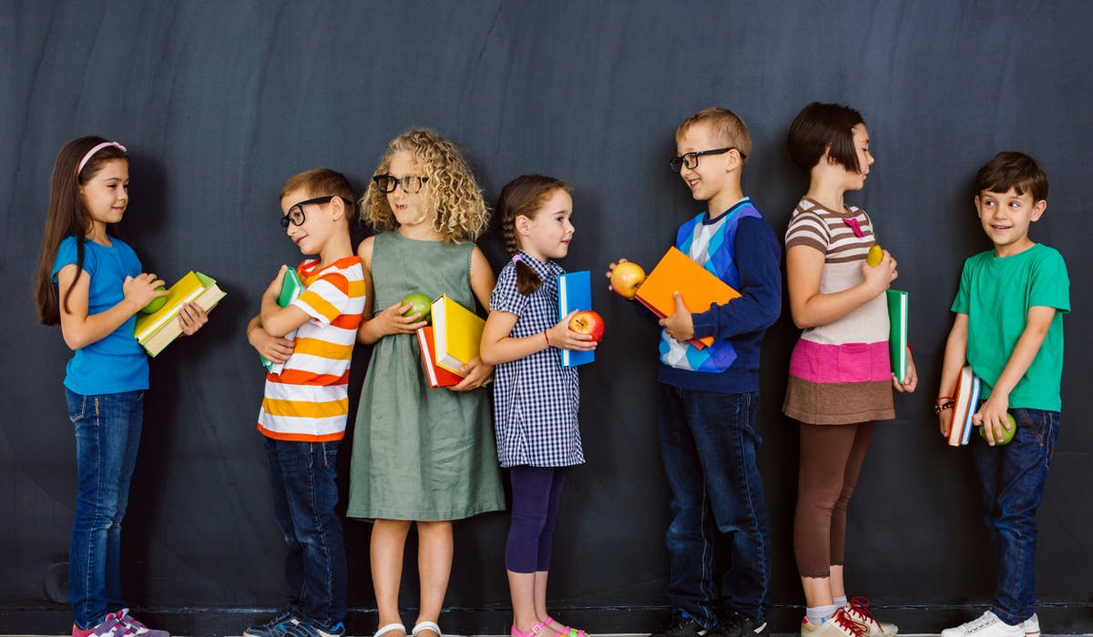 Un peu plus de 12,4 millions d'élèves font leur rentrée scolaire ce lundi.