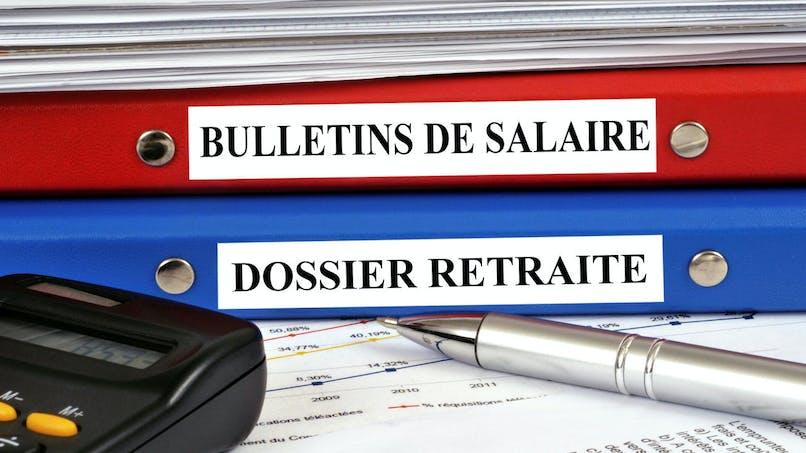 Demande de retraite: les documents à fournir