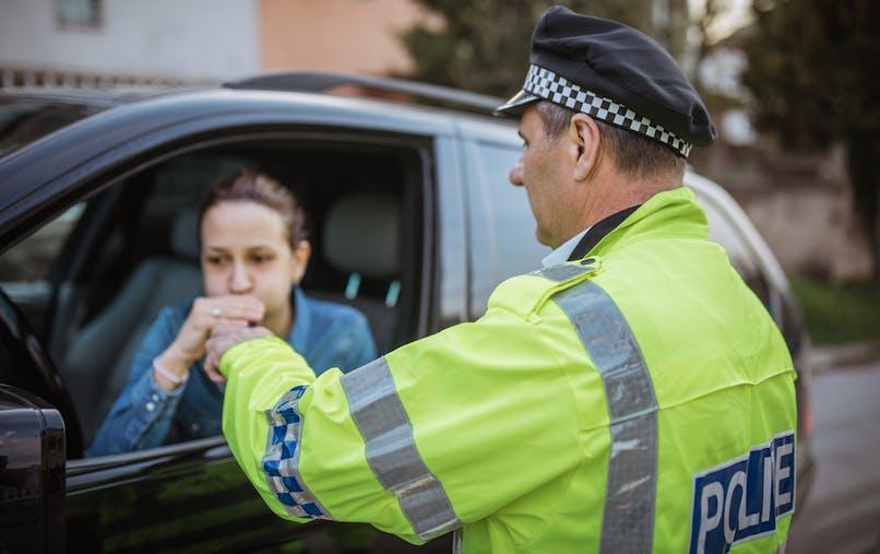 Les applications GPS pourraient avoir l'interdiction de signaler certains contrôles de police.