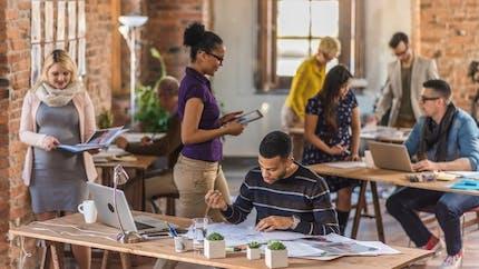 Coworking : l'Etat veut créer 300 espaces de travail collectifs d'ici à 2021