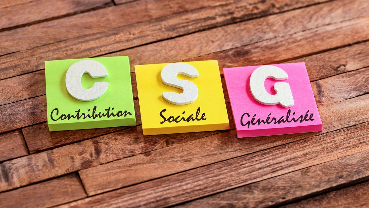 Une hausse de la CSG est entrée en vigueur le 1er janvier 2018.